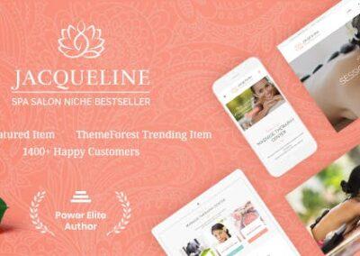 Jacqueline | Spa & Massage Salon Beauty