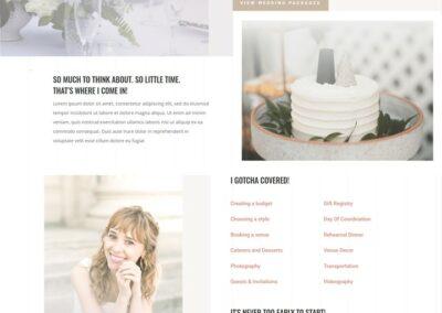 Divi Wedding Planner