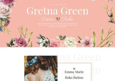 Gretna Green – Wedding Theme